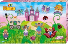 Hama 3043 Strijkparels fairies Giant Gif 6000st