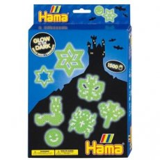 Hama 3414 Glow In Dark