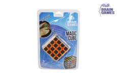 Manen 620830 Brain Games Magic Cube zwart 4x4