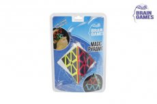 Manen 620831 Brain Games Magic pyramide zwart